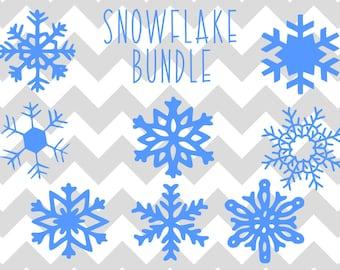 snowflake svg, snowflakes svg, christmas svg, fall svg, winter svg, outline, christmas, svg, cut file, cricut, silhouette, bundle