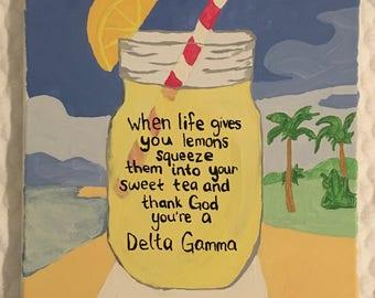 Sweet Tea Delta Gamma