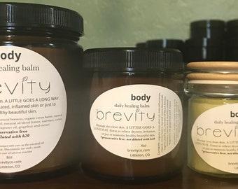 body | daily healing balm