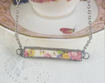 Broken China Bar Pendant
