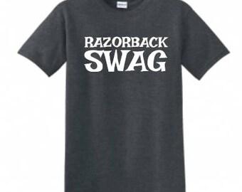 Razorback Swag Men's Tee