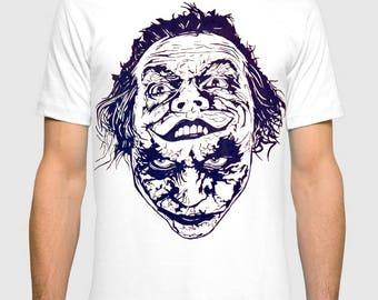 Joker  DC Comics Art Men's Women's T-shirt