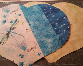 Large - Dragonflies and Stars