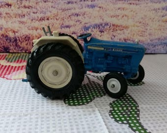 Vintage Metal Tractor,Ford tractor toy