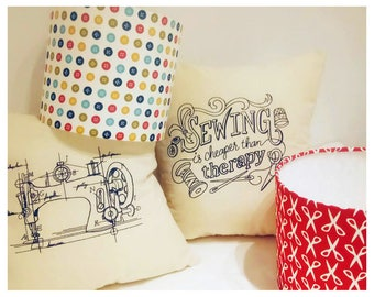 Sewing is cheaper than Therapy cushion