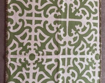 Fabric Meno Sample