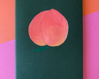 Little Peach Small Journal