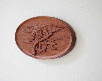 Navy Seal Bubinga Wood