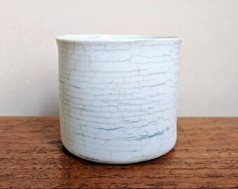 Porcelain votive