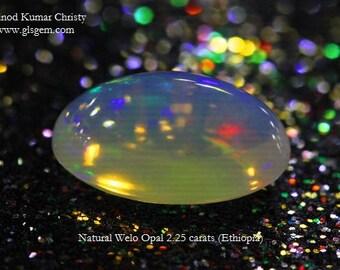 Welo Opal 2.25cts