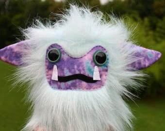 Stuffed animal, stuffed monster, monster, monster plush, Gremlin, Plush