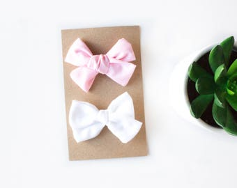 Barrettes | Baby Bows | Baby Girl Bows | Toddler Bows | Baby Hair Clips