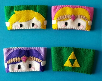 Legend of Zelda Mug Cozies