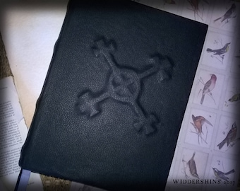 Coat of Arms-Blank Journal LARP Roleplay