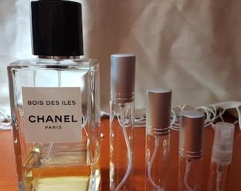 CHANEL- Bois des Iles EDP eau de parfum perfume sample travel size spray