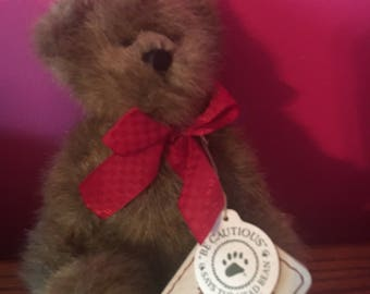 Chester B. Bearsworth Boyds Bears Gen-yoo-Wine collection