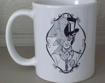 Classic Horror Mug - Dr. Jekyll and Mr. Hyde