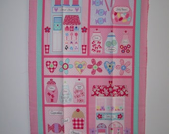 Sweet Shoppe Panel