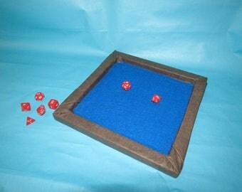 Gaming dice tray