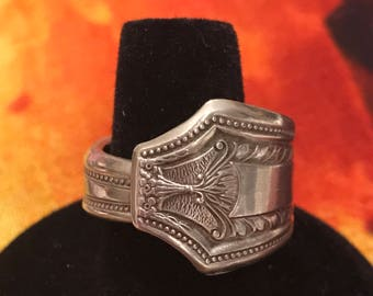 Spoon handle ring