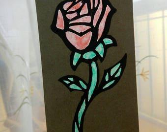 Bookmark pink