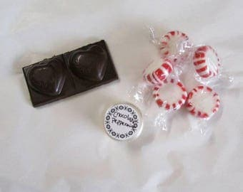 Chocolate Peppermint All Natural Lip Balm