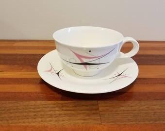 Tea Cup + Saucer