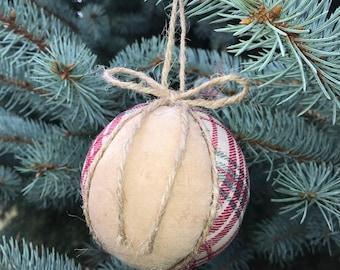 Handmade Rag Ball set of 4