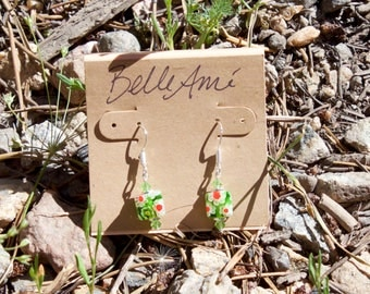 Belle Ami hanging earrings
