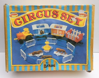 Playmakers Circus Train Set