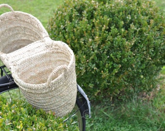 Double Wicker baskets