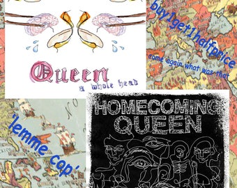 Homecoming Queen Issue 1&2 Bundle