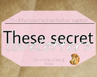 These secret love letters