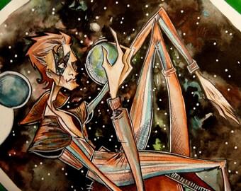 ZIGGY STARDUST - David Bowie