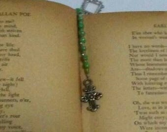 A Cross Bookmark