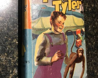 Toby tyler by james Otis 1938 with dust jacket