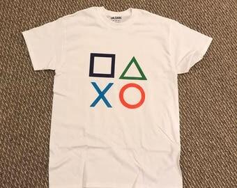 Playstation Gamers Shirt