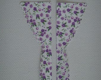 A pair of cutting curtains for scrapbooking and card high quality gloss photo paper