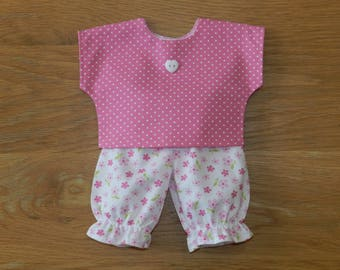 Clothing, pants and shirt compatible doll Corolla 36 cm
