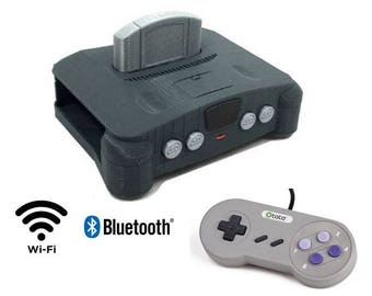 Classic Console -- Wired Controller and N64 Case