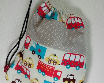 A small bag child's special kindergarten customizable