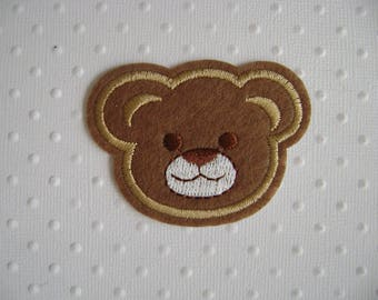 Thermocollante / Teddy bear coat