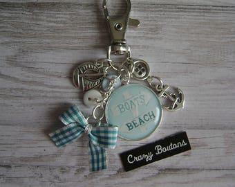 Key chain / holiday bag charm