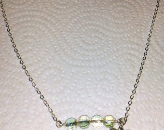 Joy bubble necklace
