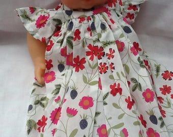 dress Liberty Mirabelle doll 30 cm