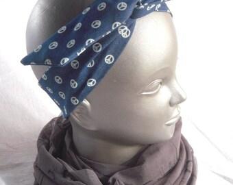 HEADBAND - Headband stiff hair