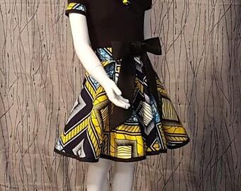 Skirt 8 wax. HAND MADE