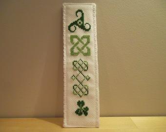 bookmarks Celtic pattern