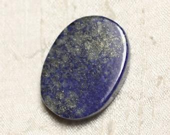 Cabochon stone - Lapis Lazuli oval 17 34x25mm - 4558550079824