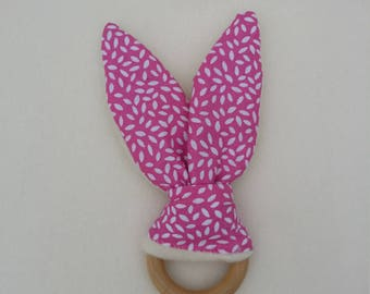 "Teething ring ""Rabbit"""